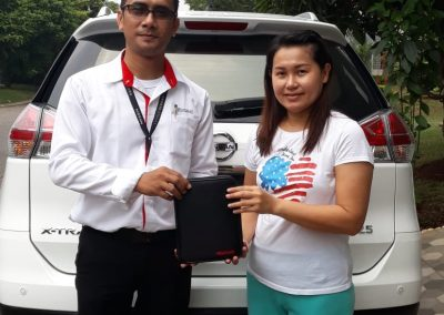 Foto Serah Terima Nissan Datsun (3)