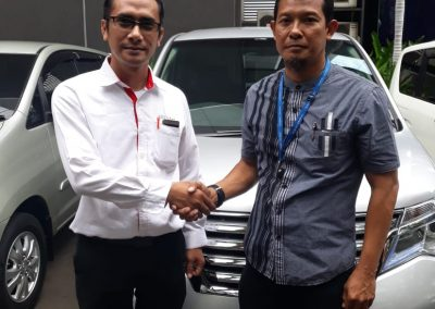 Foto Serah Terima Nissan Datsun